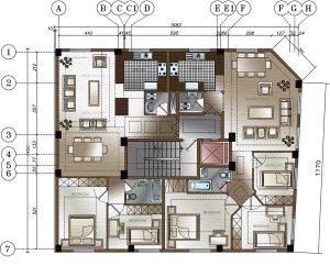 بازسازی ساختمان دکوراسیون داخلی طراحی معماری و سازه مدیریت و کنرل پروژه تهیه مدارک جهت ارائه به شهرداری اجرای صفر تا صد ساختمان طراحی داخلی و نقشه معماری